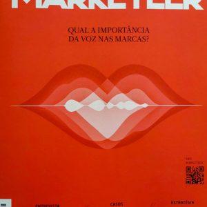 Capa Revista Marketeer